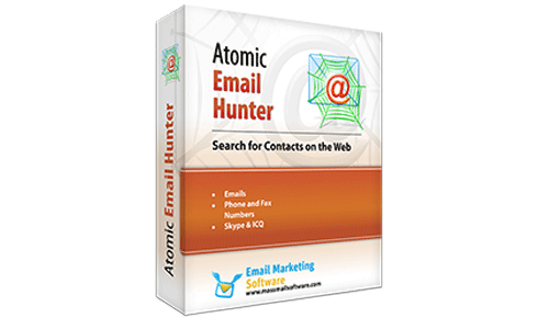 Atomic Email Hunter工具
